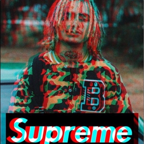 Lil Pump Wallpapper For Iphone